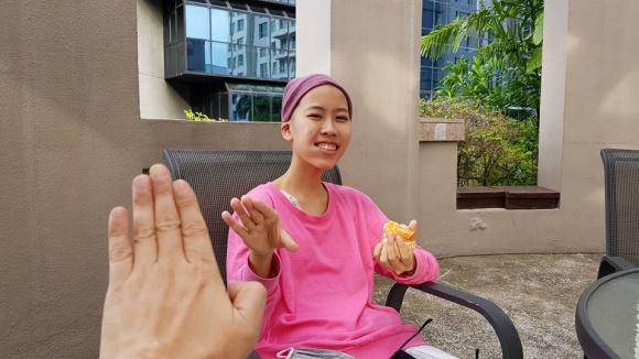 chiến đấu với bệnh ung thư, căn bệnh ung thư, nghị lực phi thường chiến đấu với ung thư