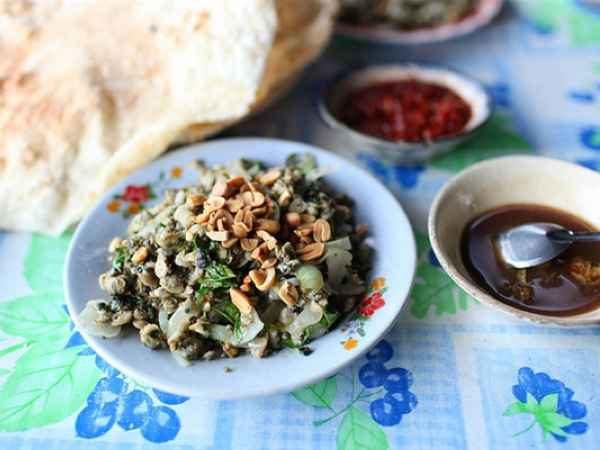 Món ăn từ hến nhiều dinh dưỡng lại chữa được bách bệnh