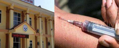 Lời khai của Y sĩ bị nghi dùng chung kim tiêm ở Phú Thọ