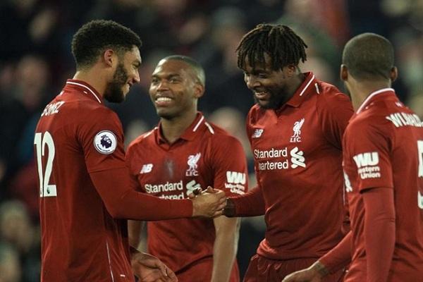 Liverpool khởi đầu hoàn hảo