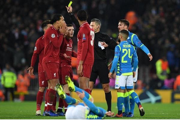 Liverpool tổn thất lực lượng cho chiến thắng cho Napoli