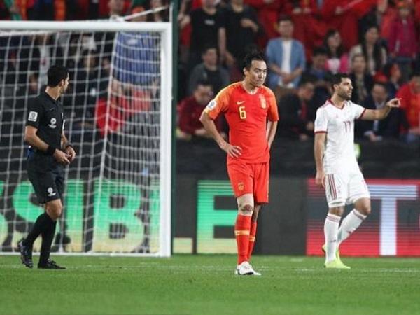 4 cầu thủ Trung Quốc bị chỉ đích danh bán độ tại tứ kết Asian Cup 2019