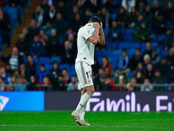 Real thua đau trên sân nhà trước Sociedad