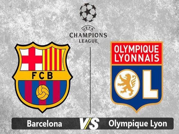 Nhận định Barcelona vs Lyon, 03h ngày 14/03: UEFA Champions League