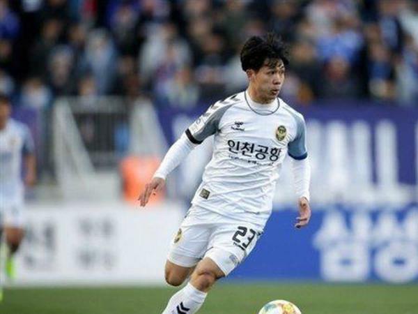 """Báo Hàn Quốc: """"Công Phượng có tương lai đầy hứa hẹn ở Incheon United"""