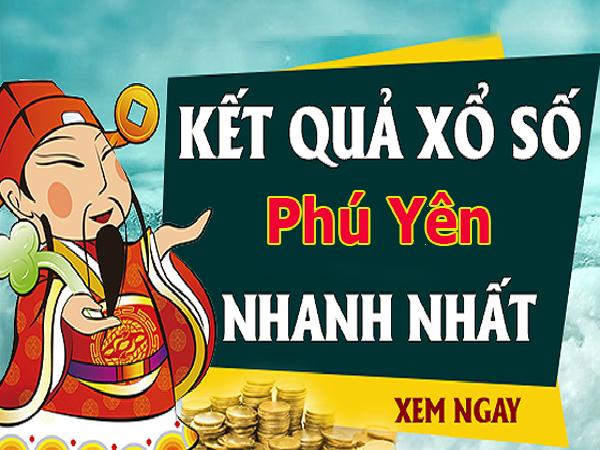 Soi cầu XS Phú Yên chính xác thứ 2 ngày 15/07/2019