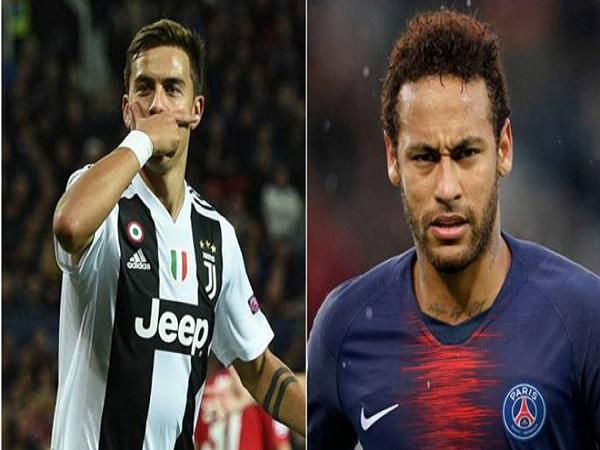 Neymar sang Juventus cặp Ronaldo?