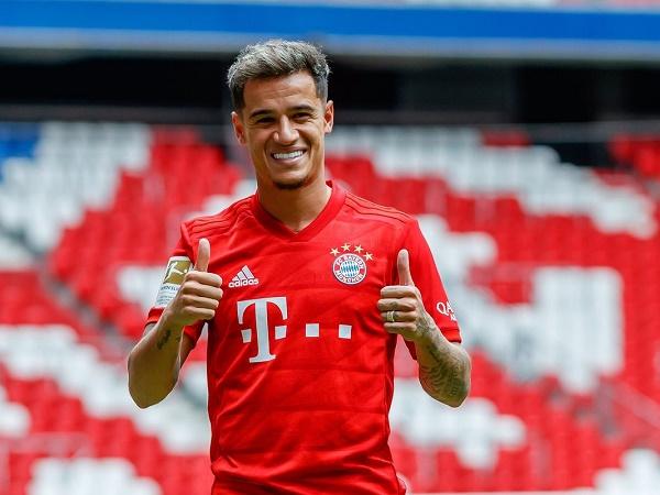 Vừa đến Bayern, Coutinho gây ấn tượng bằng cú hat-trick bàn thắng