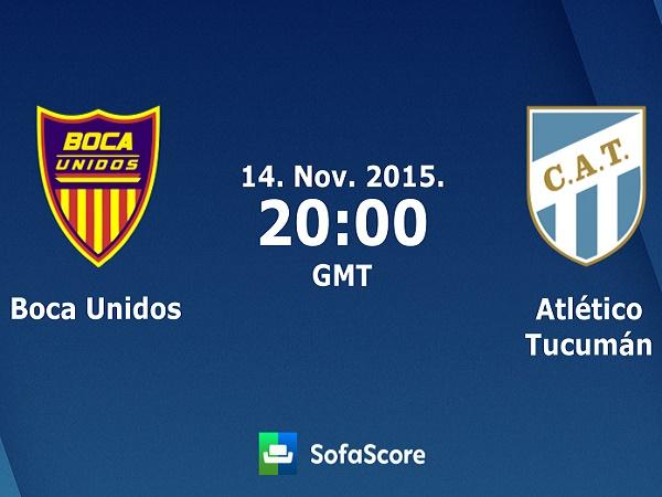 Nhận định kèo Atletico Tucuman vs Boca Unidos 7h10, 5/09 (Cúp QG Argentina)