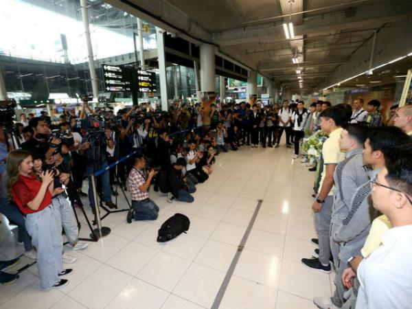 Đội tuyển Thái Lan nhận thưởng gần 7 tỷ đồng sau khi thắng Indonesia