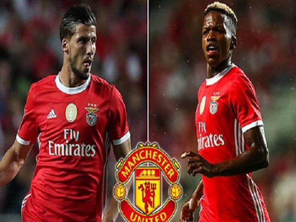 MU lên kế hoạch mua cặp đôi Benfica vào phiên chợ Đông
