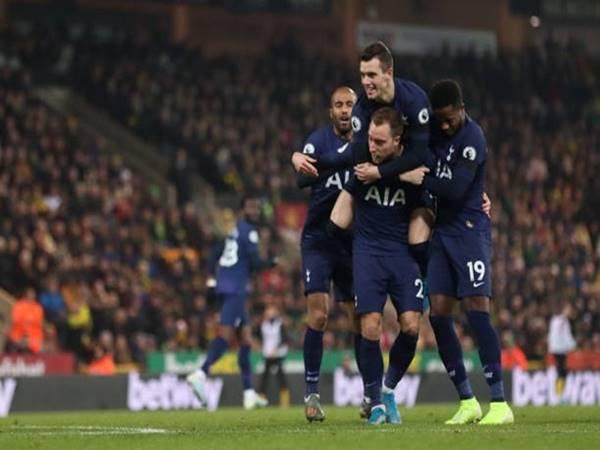 10 trận đầu tiên Tottenham thay đổi ra sao