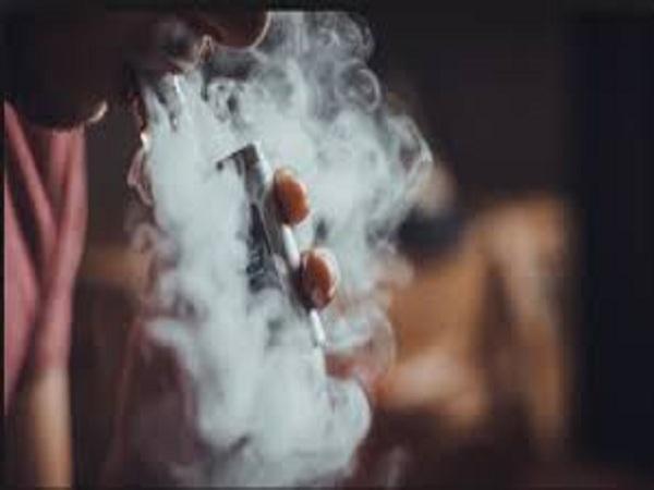 mơ thấy khói