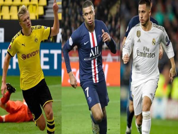 Real mơ về tam tấu Mbappe và Haaland, Zidane