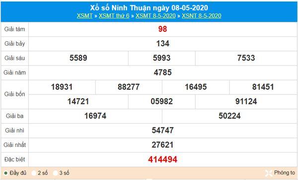 Soi cầu XSNT 15/5/2020, nhanh tay chốt giải đặc biệt