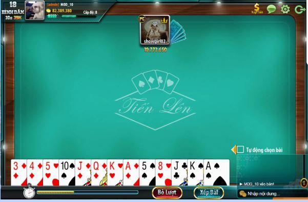 Cách chơi đánh bài tiến lên như thế nào?