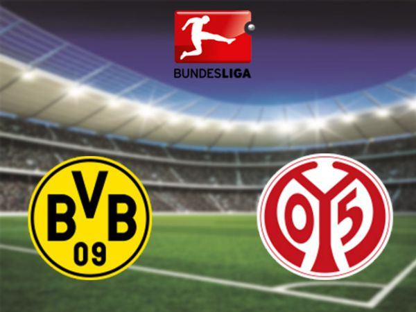 Nhận định bóng đá Borussia Dortmund vs Mainz 05