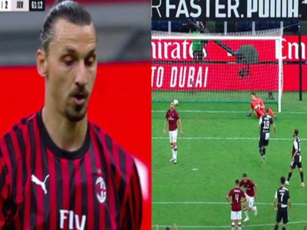 Ronaldo bị Ibrahimovic chọc tức khi đá xong Penalty