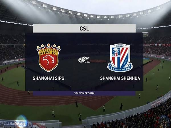 Nhận định Shanghai SIPG vs Shanghai Shenhua 18h35 ngày 23/10/2020