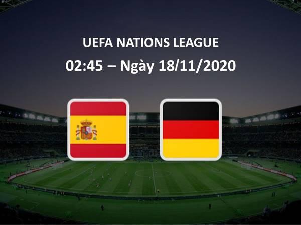 Soi kèo Tây Ban Nha vs Đức 02h45, 18/11 - Nations League