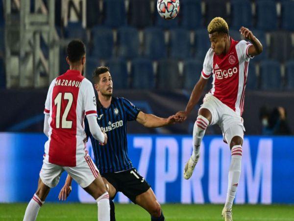 Nhận định tỷ lệ Ajax vs Atalanta, 0h55 ngày 10/12 - Champions League