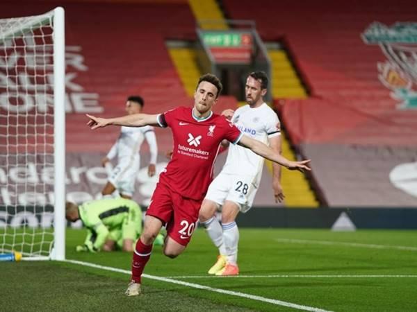 Jota hoàn toàn khiến Liverpool hài lòng.