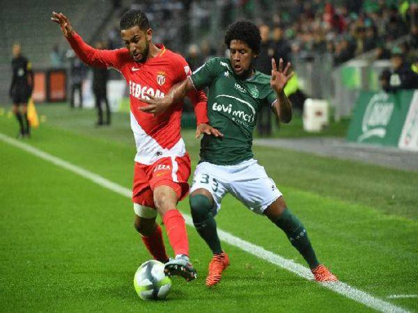 Nhận định tỷ lệ St Etienne vs Monaco, 3h00 ngày 20/3 - VĐQG Pháp