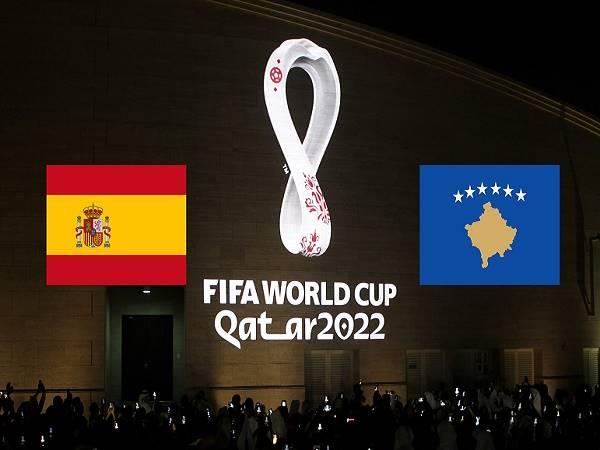 Soi kèo Tây Ban Nha vs Kosovo – 01h45 01/04, VL World Cup 2022