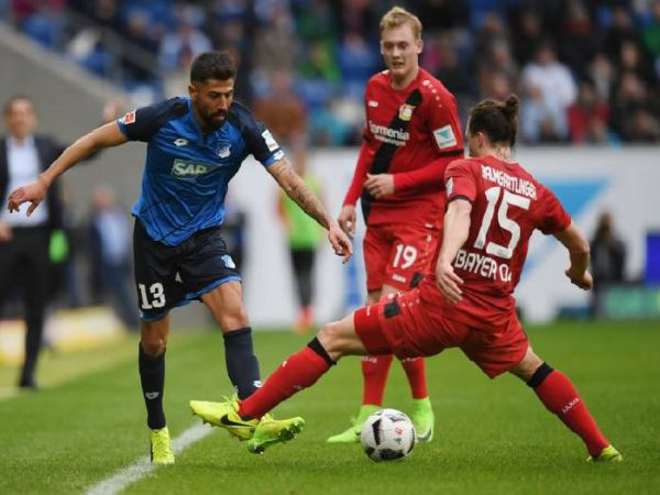 Nhận định kèo Hoffenheim vs Leverkusen, 1h30 ngày 13/4 - Bundesliga