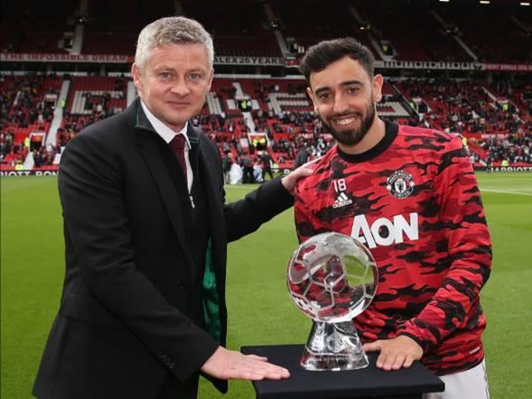 Tin bóng đá 19/5: Fernandes nhận giải bàn thắng đẹp nhất mùa của MU