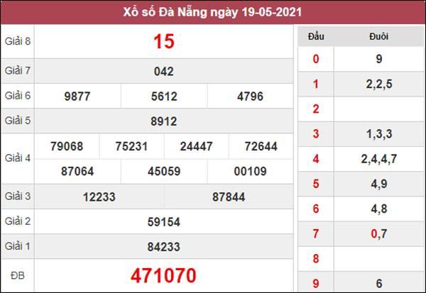 Nhận định KQXS Đà Nẵng 22/5/2021 chốt XSDNG thứ 7