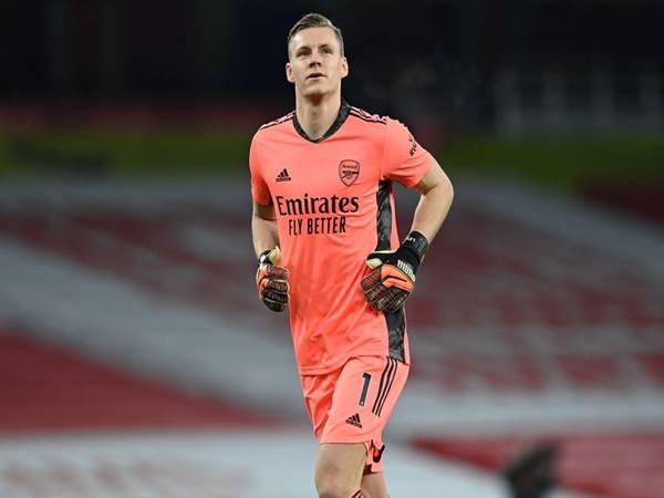 Bóng đá Anh trưa 17/6: Arsenal muốn chia tay Bernd Leno
