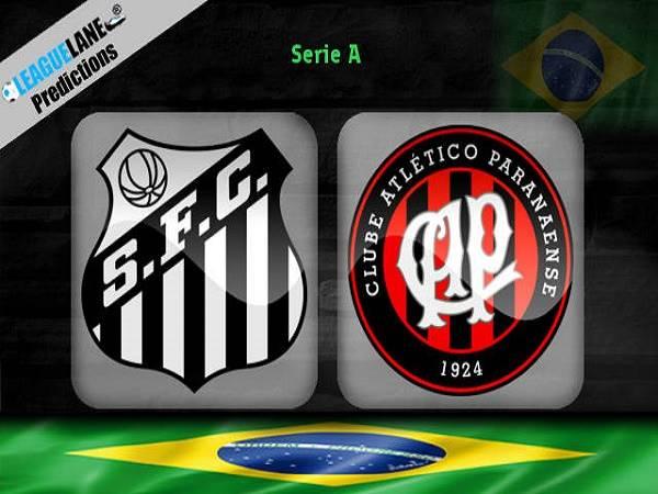 Nhận định Santos vs Paranaense – 05h30 07/07/2021, VĐQG Brazil