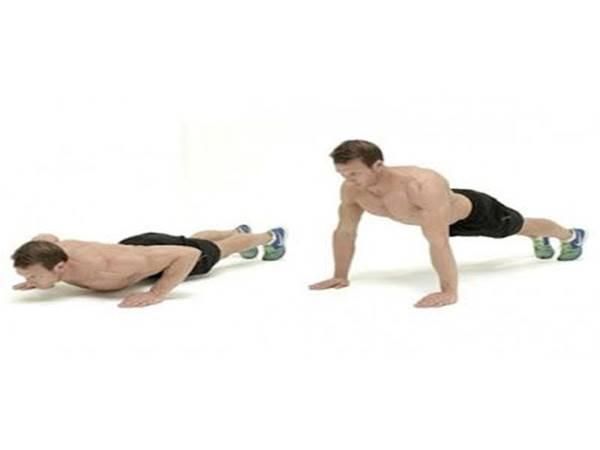 Những bài tập ngực cho nam để có thân hình vạm vỡ