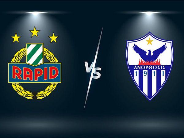 Soi kèo Rapid Wien vs Anorthosis – 01h30 06/08, Cúp C2 Châu Âu