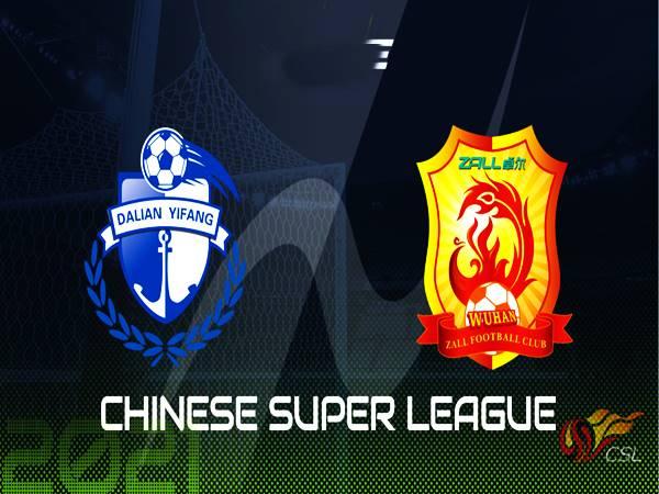 Soi kèo Wuhan FC vs Dalian Pro, 17h30 ngày 12/8 VĐQG Trung Quốc